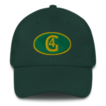 BRETT FAVRE 4 HAT / FAVRE HAT / 4 HAT / packers DAD HAT image 3