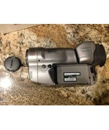 Canon ES970 8mm Camcorder Body Only Untested - $39.59