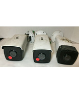 3 LOT Alibi ALI-NP3013RH 3MP WDR Outdoor Bullet IP Security Camera Varif... - $39.20