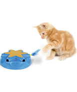 Ourpets Blue Catty Whack Electronic Sound & Action Toy  780824129711 - $48.85