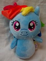 "Hallmark ITTY BITTYS My Little Pony RAINBOW DASH 5"" Plush Stuffed Animal... - $14.85"