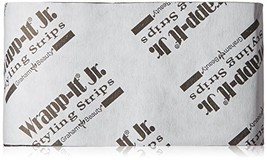 Graham Professional Beauty Wrapp-It Jr Styling Strips, Black image 1
