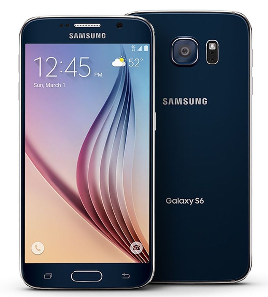 Samsung Galaxy S6 SM-G920 32GB UNLOCKED Black