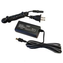 Hqrp Ac Power Adapter For Sony Cyber Shot DSC-W7 DSC-W40 DSC-W55 DSC-W70 DSC-W80 - $12.45