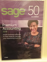 Sage 50 Premium Accounting Software - $199.99
