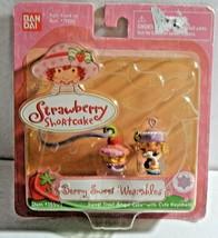 Strawberry Shortcake Sweet Treat Angel Cake With Keychain  - $14.00