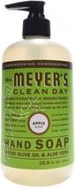 Mrs. Meyer's Clean Day Liquid Hand Soap, Apple, 12.5 Fluid Ounce - $15.92