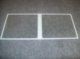 "WP67006878 Maytag Amana Whirlpool Refrigerator Crisper Cover Glass 28"" X 12 7/8"" - $40.00"