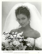 Amy Irving Signed Autographed Glossy 8x10 Photo - $29.99