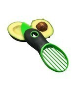 Avocado Slicer Corer Plastic Fruits Pie Cooking Tools Durable Blade Kitc... - £7.74 GBP