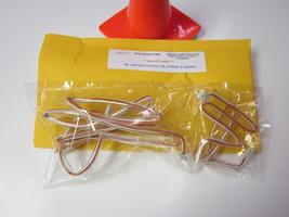 """Vizio 47"""" VO47LFHDTV30A 0500-0407-0680 Power Board Cable [CN204 & CN205] to Back - $15.00"""