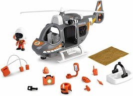 Pinypon Action Helicopter Of Rescue With 1 Figure Pilot And With Accesso... - $200.84