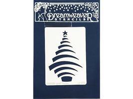 Dreamweaver Stencils Christmas Tree Metal Stencil #LL492