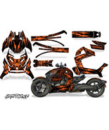 Full Body Wrap Graphic Sticker Decal for Can-Am Ryker 2019 - Nightwolf O... - $287.05
