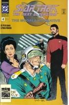Star Trek: The Next Generation Comic Book Modala Imperative #4 DC 1991 N... - $3.99