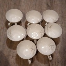 (8) STYLE HOUSE  Coffee/Tea Cup, Fine China, Japan Rim, Vintage  - $17.22
