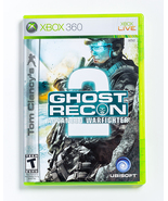 Ghost Recon 2: Advanced Warfighter - Microsoft Xbox 360, 2007 - $8.00