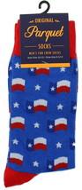 Texas Pride Mens Novelty Crew Blue Socks Casual Cotton Blend Fun Flag So... - $12.95