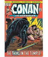 Conan The Barbarian Comic Book #18 Marvel Comics 1972 VERY FINE - $28.94