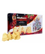 Walkers Shortbread Festive Shapes in Holiday Box, 12.3 Ounces (Pack of 2) - $33.87