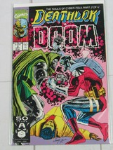 Deathlok #3 Comic Book Marvel 1991 - C5409 - $1.99