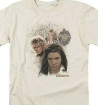 Labyrinth t-shirt Turn Back Sarah Retro 80's fantasy movie graphic tee LAB115  image 3