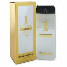 Paco Rabanne 1 million Lucky 6.7 Oz Eau De Toilette Cologne Spray image 2
