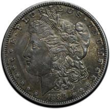 1889S MORGAN SILVER DOLLAR COIN Lot# A 505