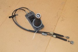 08-10 BMW Mini Cooper 6-Speed Manual Shift Shifter Assy W/ Cables Knob & Boot image 1
