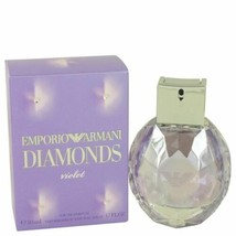 Emporio Armani Diamonds Violet by Giorgio Armani Eau De Parfum Spray 1.7 oz for - $72.84