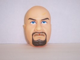 "Vintage '98 WWF Squirt Head  ""Steve Austin"" 3"" Action Figure WWE WCW [2759] - $7.91"