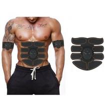 Electric Muscle Toner Machine ABS Belt Simulation Fat Burner Belly Shaper - £9.76 GBP