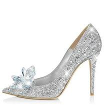 e98cc56827a Women Rhinestone Thin High Heel Stiletto Shoes