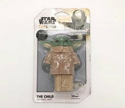 Disney Star Wars LED Night Light Mandalorian/The Child/Baby Yoda/Grogu NEW H3 - $8.92