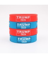 Donald Trump Election Silicone Bracelet Keep America Great Again Preside... - $4.99