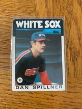 Topps 423 Dan Spillner Carte - $11.01