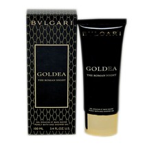 Bvlgari Goldea The Roman Night Pearly Bath And Shower Gel 100ML NIB-BV10038720 - $38.12