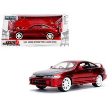 1995 Honda Integra Type-R Japan Spec RHD (Right Hand Drive) Candy Red with Carbo - $35.93