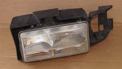 93-96 Cadillac Fleetwood RWD Headlight Lamp w/ Bracket Driver Left LH