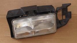 93-96 Cadillac Fleetwood RWD Headlight Lamp w/ Bracket Driver Left LH image 1