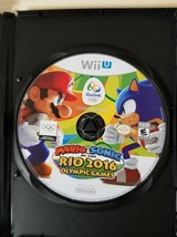 Mario & Sonic at the Rio 2016 Olympic Games - Disc Only Wii U Standard E... - $32.66