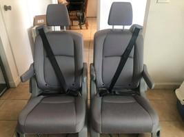 2020 2019 2018 Honda Odyssey Bucket Seats Light Gray Cloth New  - $742.50