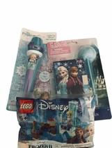 Frozen Gift Set - Let It Go Microphone, Lockable Journal & Pen, Elsa Thr... - $33.99