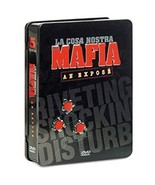LA COSA NOSTRA THE MAFIA An Expose DVD SET 5 Disc Documentary w/ Tin Cas... - $7.99