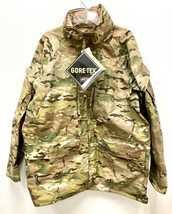 New Us Army Apec Gen II Gore Tex Multicam Cold/Wet Weather Parka - Large... - $262.35