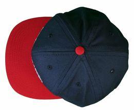 Another Enemy Marineblau Rot Sommer Klassisch Verstellbar Snapback Baseball Hut image 5