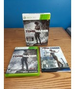 Tomb Raider: The Final Hours Edition W/Art Book (Xbox 360, 2013) Great c... - $19.79