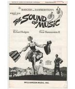 Sheet Music - Climb Ev'ry Mountain ~ The Sound of Music ~ Rodgers & Hamm... - $9.85