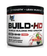BPI BUILD-HD/ BEST PREWORKOUT NEUROCOGNITIVE CREATINE/PROVIDE OPTIMUM NU... - $29.99