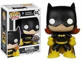 Pop! Heroes Batgirl DC Comics Super Heroes Vinyl Figure NIB FUNKO 03 Gam... - $29.69